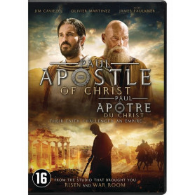 DVD Paul Apôtre du Christ - version française