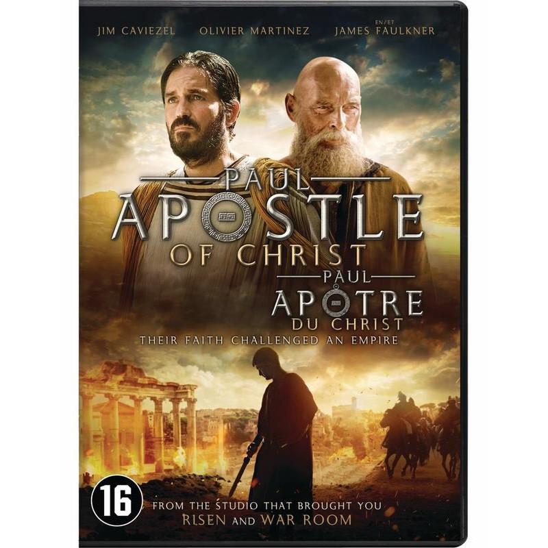 DVD Paul Apôtre du Christ - version française