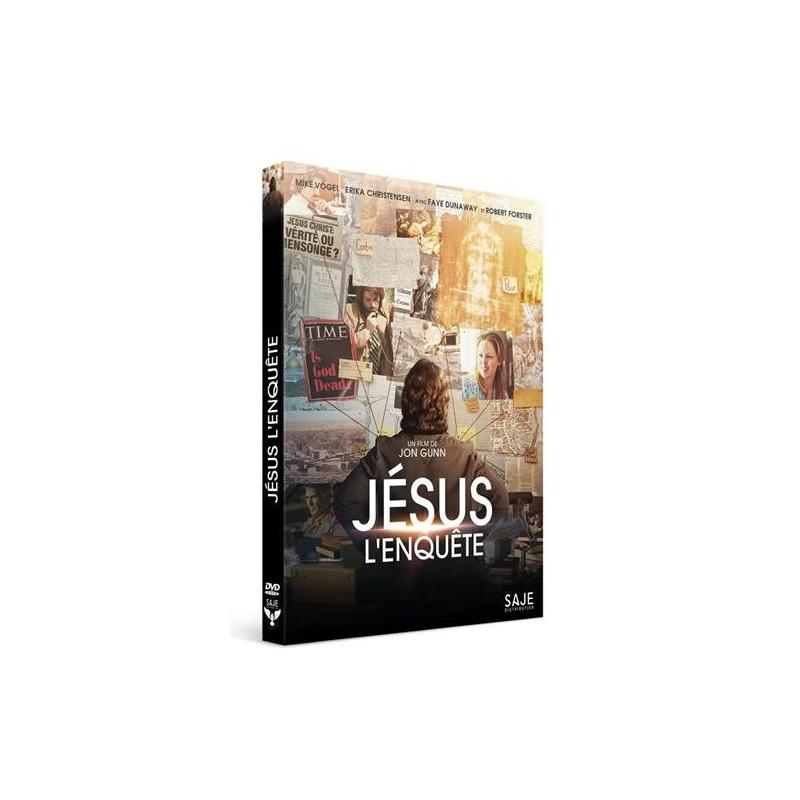 DVD Jésus l'enquête