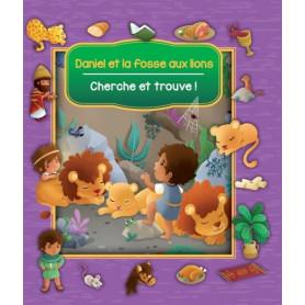 Daniel et la fosse aux lions – Cherche et trouve ! – Editions CLC