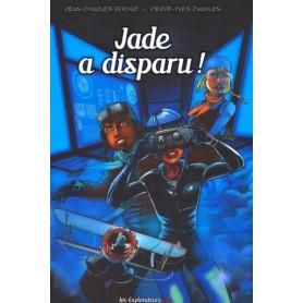 BD Jade a disparu – Les explorateurs Tome 2