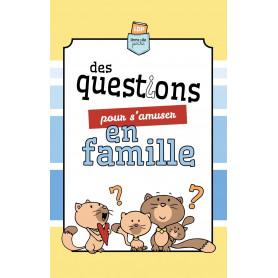 Des questions pour s'amuser en famille - Agnès et Salem de Bézenac