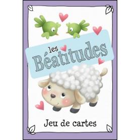 Jeu de cartes Les Béatitudes – Editions ICharacter