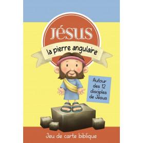 Jeu de cartes Jésus la pierre angulaire – Editions ICharacter
