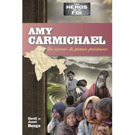 Amy Carmichael - Au secours de pierres précieuses- Editions JEM