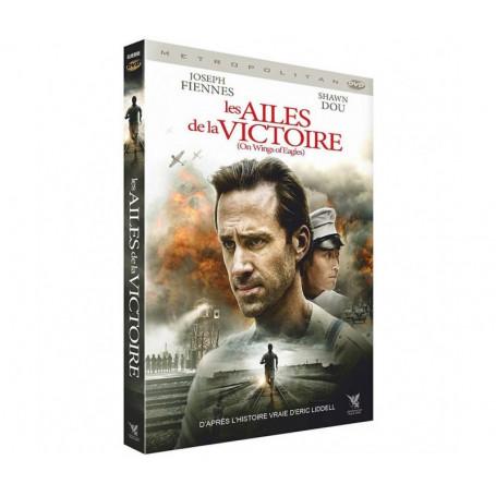 DVD Les ailes de la victoire - d'après l'histoire vraie d'Eric Liddell