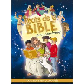 Récits de la Bible pour s'endormir – Editions CLC