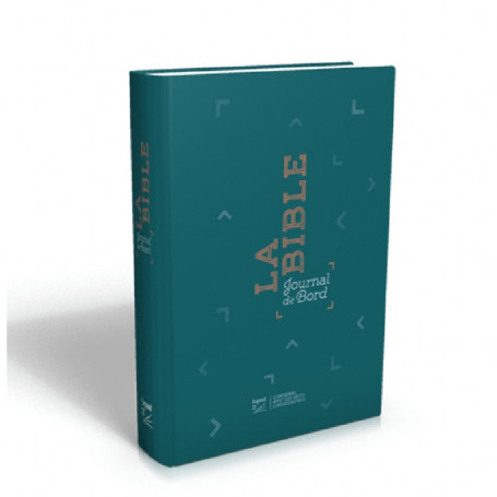 Bible Segond 21 Journal de Bord rigide imprimé vert
