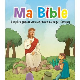 Ma Bible la plus grande des histoires en petit format – Editions Cedis
