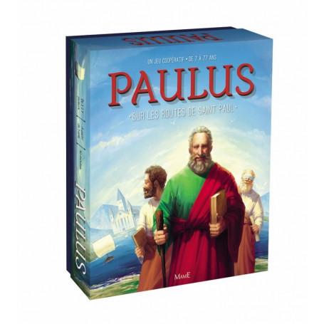 Jeu Paulus - Sur les routes de Saint Paul – Editions Mame