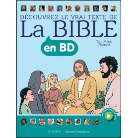La Bible en BD - Editions Mame