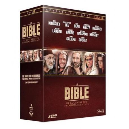 DVD La Bible Coffret volume 1 : De la Genèse aux 10 commandements