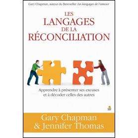 Les langages de la réconciliation – Gary Chapman