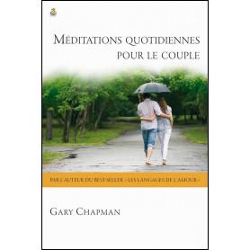Méditations quotidiennes pour le couple - Gary Chapman