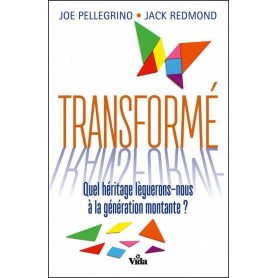 Transformé – Joe Pellegrino