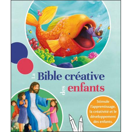 La Bible créative des enfants – Editions CLC - Gill Guile