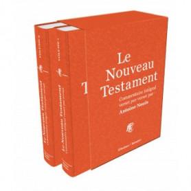 Le Nouveau Testament Commentaire intégral verset par verset - Antoine Nouis
