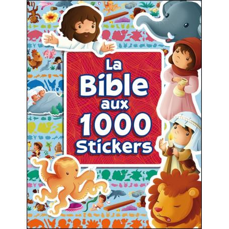 La Bible aux 1000 stickers – Editions LLB