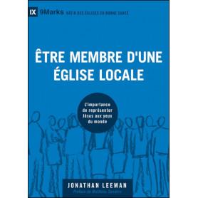 Être membre d'une Église locale - Jonathan Leeman