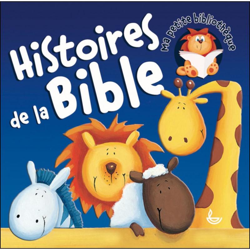 Histoire de la Bible - Coffret de 6 mini livres – Editions LLB