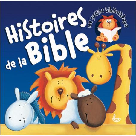 Histoires de la Bible - Coffret de 6 mini livres – Editions LLB
