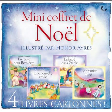 Mini coffret de Noël – Editions LLB
