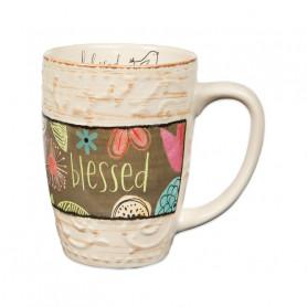 Mug Blessed