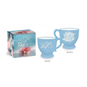 Mug Be still and know - Ps 46.10