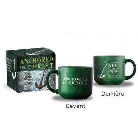 Mug Anchored in Christ