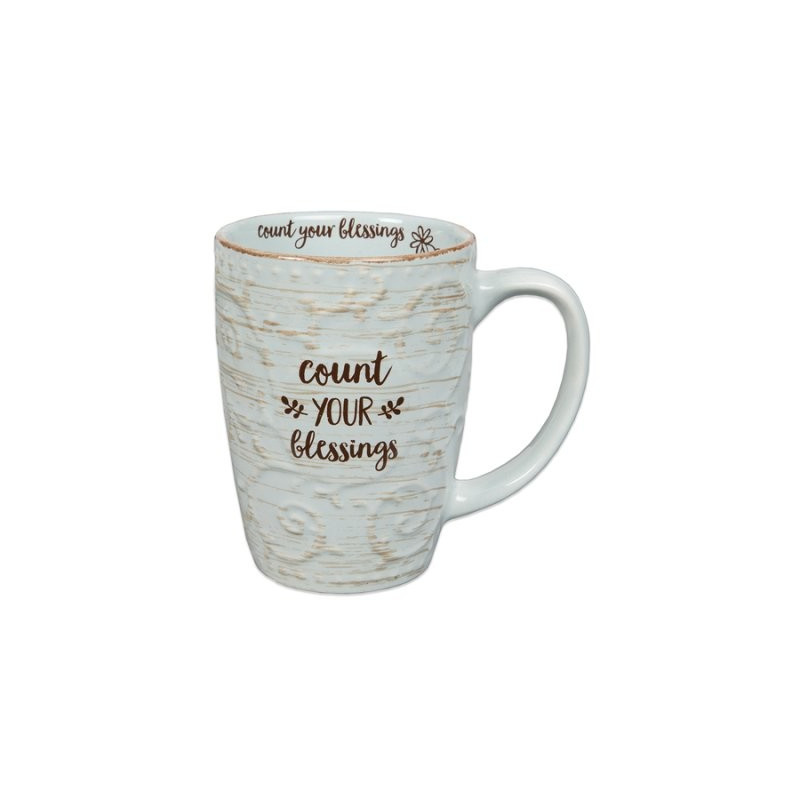 Mug Count your Blessings