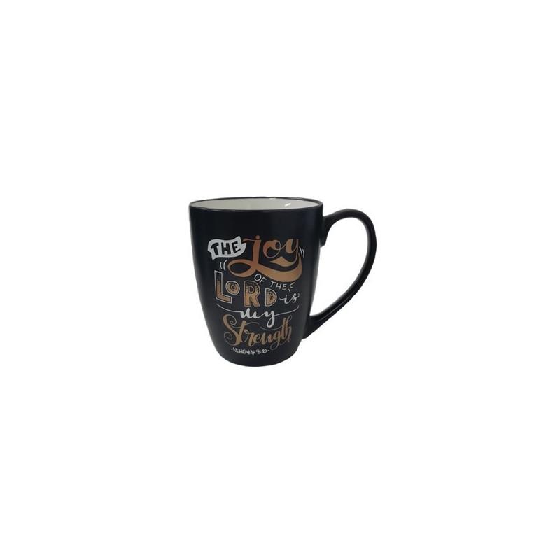 Mug The joy of the Lord is my strength- Ne 8.10
