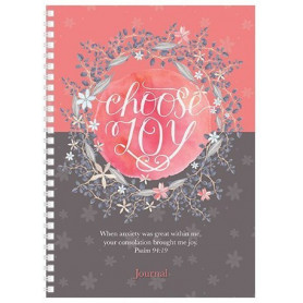 Carnet de notes Choose Joy - 81779