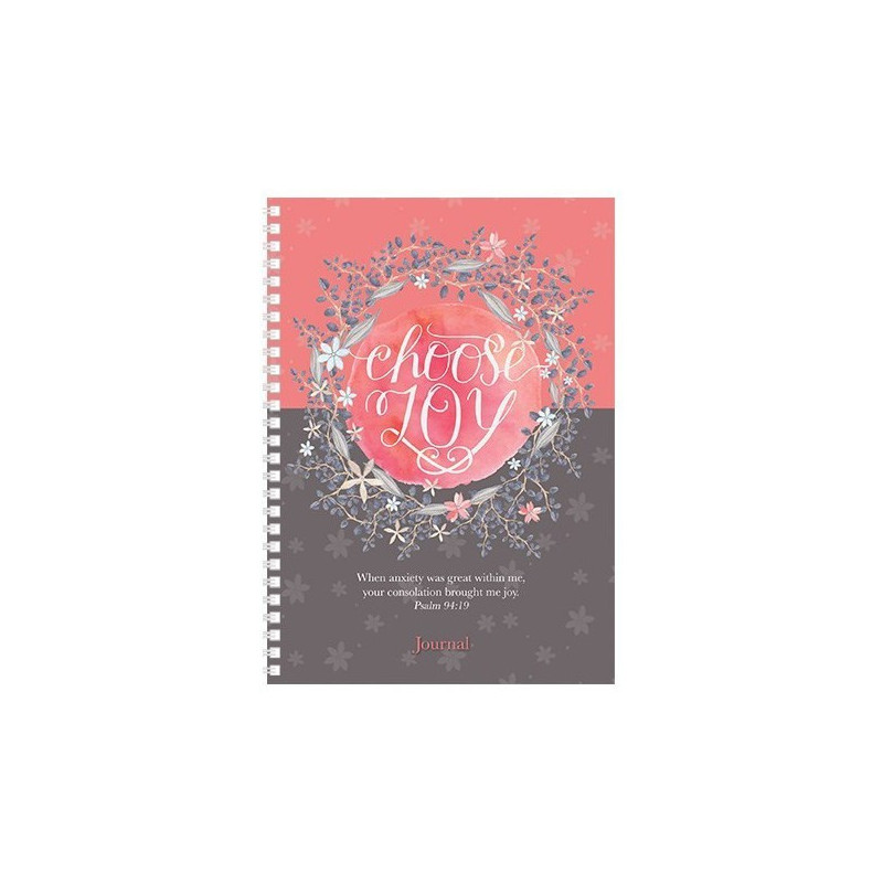 Carnet de notes Choose Joy - 81779