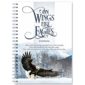 Carnet de notes On wings like eagles - 81773