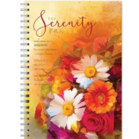 Carnet de notes The serenity prayer - 81776