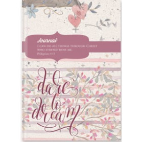 Carnet de notes Dare to dream - 81856