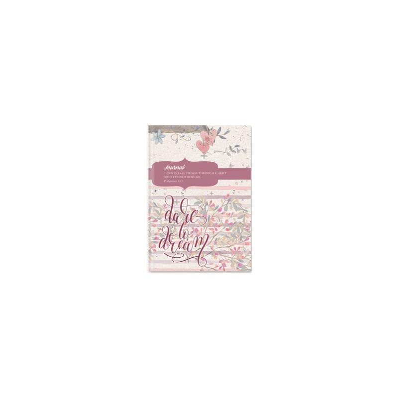 Carnet de notes Dare to dream - 81856