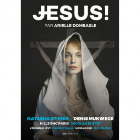 Le magazine Jésus n°2 - Par Arielle Dombasle