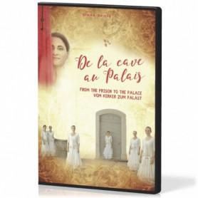 DVD De la cave au palais - Simra Dance