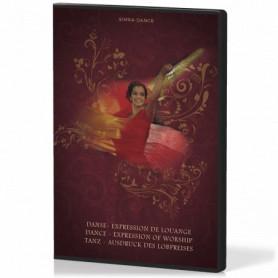 DVD Danse expression de louange - Simra Dance