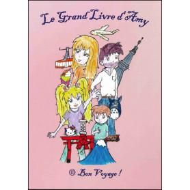 Le grand Livre d'Amy vol 10 - Bon Voyage !