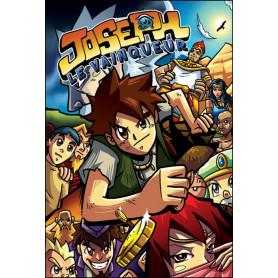 BD Manga Joseph le vainqueur