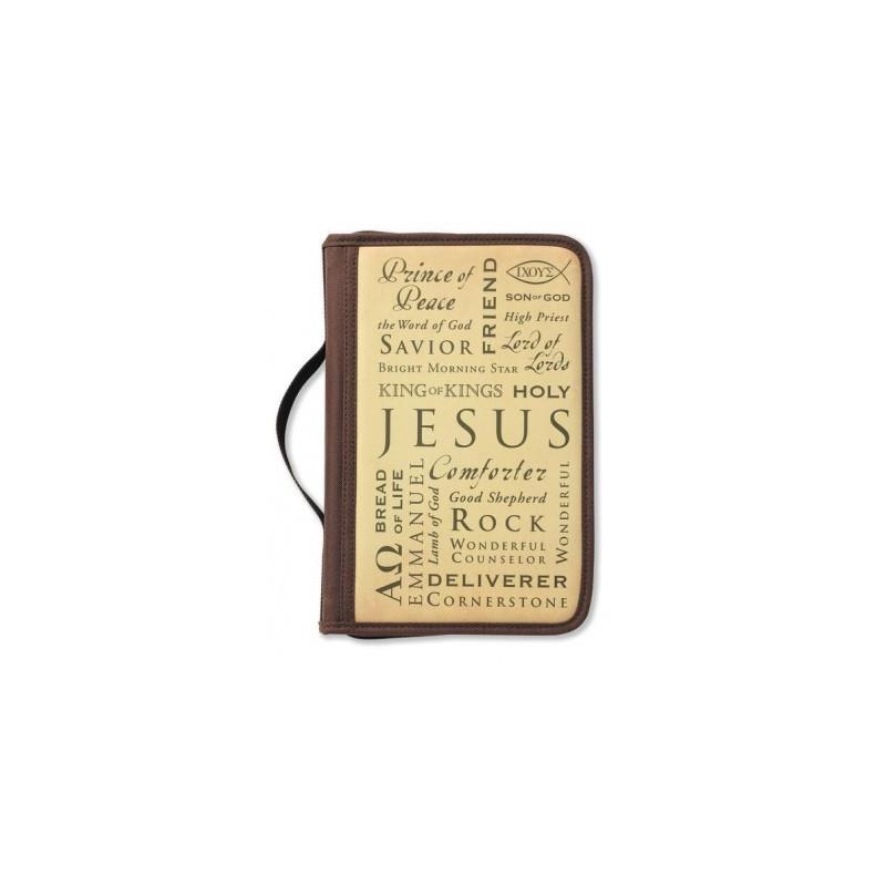 Housse de Bible Large – Names of Jesus