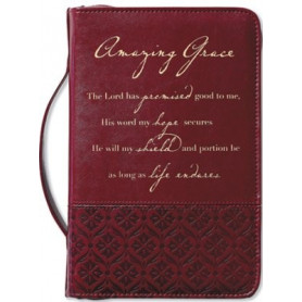 Housse de Bible Large – Amazing Grace