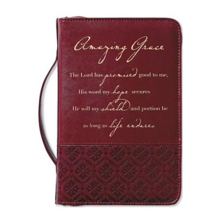 Housse de Bible Large – Amazing Grace