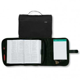 Housse de Bible Large Tri Fold - Ichthus