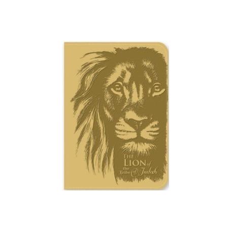 Carnet de notes Lion of Judah - 81786