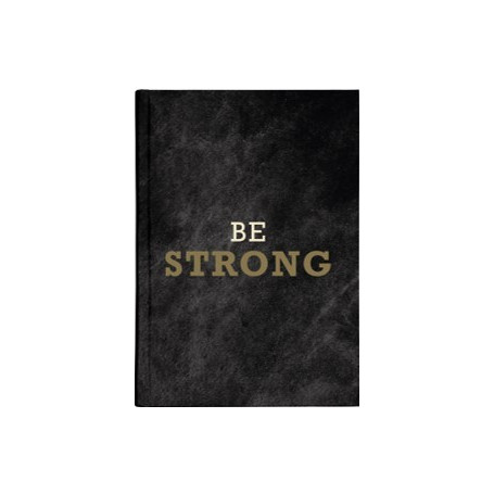 Petit Carnet de notes Be Strong - 56660