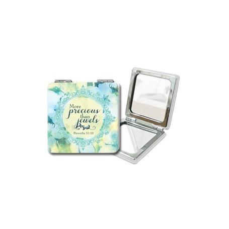 Mini miroir - More precious than jewels