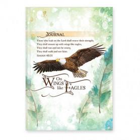 Carnet de notes On wings like eagles - 81862